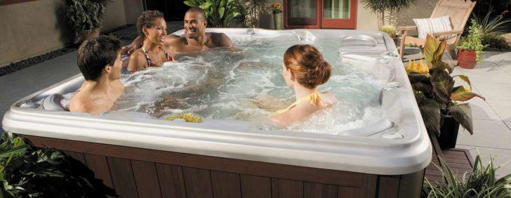 780 sērijas SPA vannas